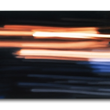 Motion Blur - 2001 - Oil on Linen - 122cmx183cm - Sold Private Collection
